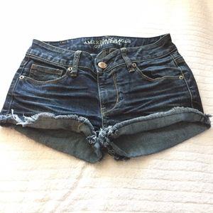American Eagle Jean Denim Shorts